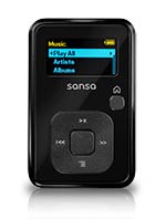 The Sansa Clip+ MP3 Player