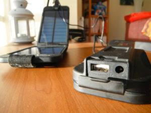 Batería y Panel Powermonkey Extreme 12V