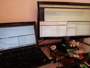 Entorno de trabajo i3 y emacs
